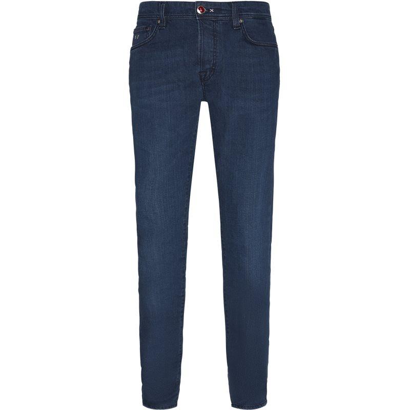 Image of   SARTORIA TRAMAROSSA Regular fit D361 LEONARDO 3 MONTH Jeans Dark Blue